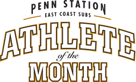 Penn Station Athlete of the Month