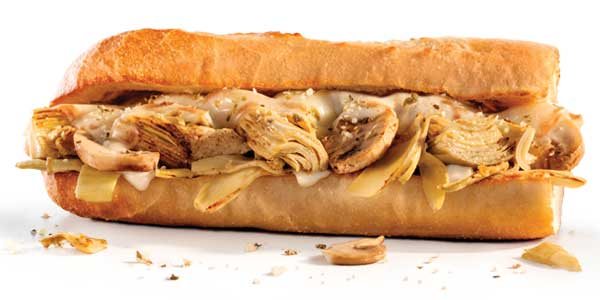 recipe: how many calories in a cheesesteak sub [31]